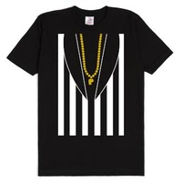 Robin's Beetlejuice Outfit-Unisex Black T-Shirt