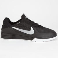 Nike Sb Paul Rodriguez 8 Mens Shoes Black  In Sizes