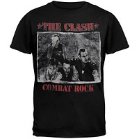 The Clash - Combat Rock T-Shirt