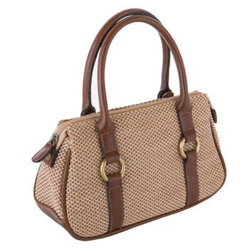 AMANDA SMITH - Wicker Purse