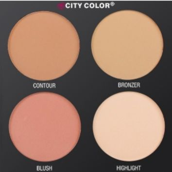 Contour & Define Palette | City Color Cosmetics - City Color Cosmetics