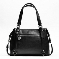 COACH Alexandra Convertible Hobo - Black