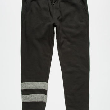 Hurley Getaway Mens Sweatpants Black  In Sizes