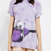 The Mountain Kittens Fanny Pack Tee