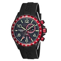 Torgoen T20306 Carbon Fiber Watch