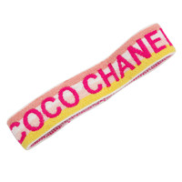 Chanel Logo Headband
