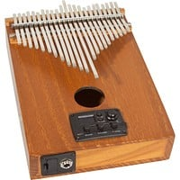 Kevin Spears Pro Kalimba 23-Key with EQ - Red Cedar - Natural Finish