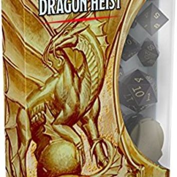 D&D Waterdeep Dragon Heist Dice (D&D Accessory)