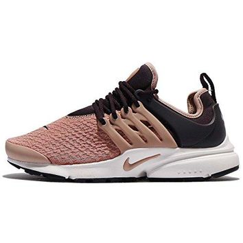 Nike Women's Wmns Air Presto, PORT WINE/PARTICLE PINK