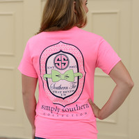 Simply Southern Pink Tee