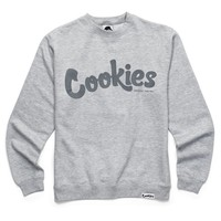 Thin Mint Crewneck (Heather/Charcoal)