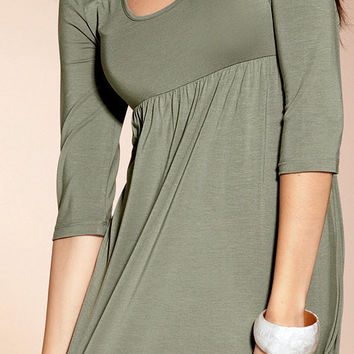 A long tunic. all sizes