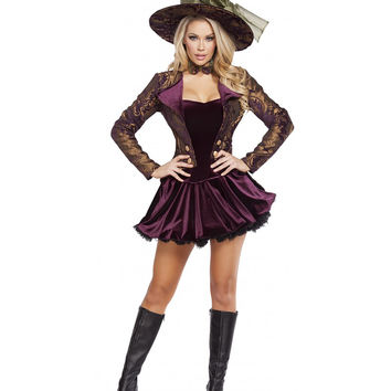Tea Party Vixen Party Costumes