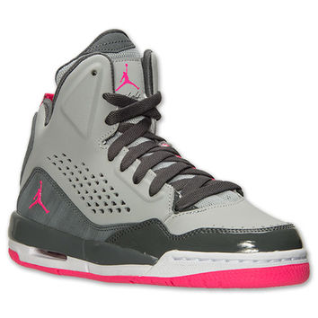 Girls' Grade School Jordan SC-3 Basketball Shoes