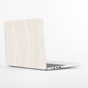 Faux Wood Laptop Skin