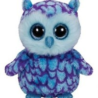 Oscar Owl 6 Inch Beanie Boo | Girls Small Plush Stuffed Animals | Shop Justice