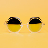 Double Space Sunglasses - Silver