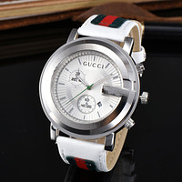 Gucci Fashion Trend Quartz Movement Wristwatch Watch