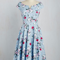 Sculpture Garden Gala Dress | Mod Retro Vintage Dresses | ModCloth.com