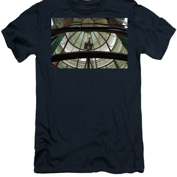 Lighthouse Lense - Men's T-Shirt (Athletic Fit)
