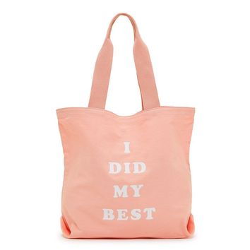 ban.do canvas tote - i did my best