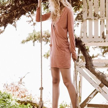Free People Bow Chicka Wow Wow Tunic