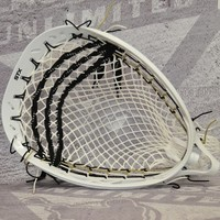 Featured Stick: Outlet Pocket Lacrosse Head | Lacrosse Unlimited