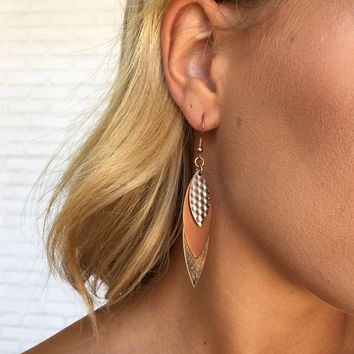 Wingspan Earrings