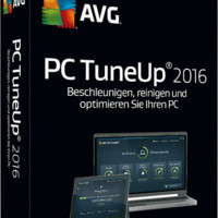 AVG PC TuneUp 2016 Product Key Free Download