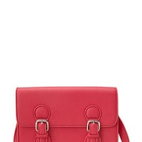 FOREVER 21 Mod Girl Satchel Pink One