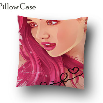 Ariana Grande Zippered Pillow Case