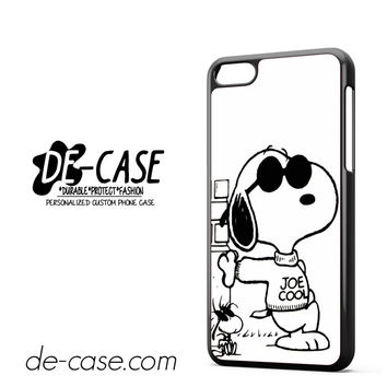 Snoopy Joe Cool DEAL-9766 Apple Phonecase Cover For Iphone 5C