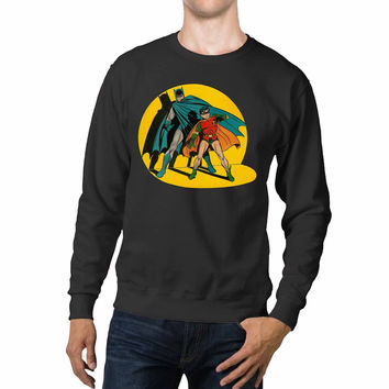 Batman And Robin Unisex Sweaters - 54R Sweater