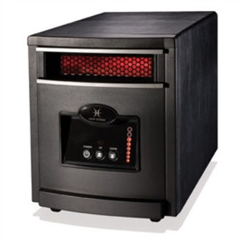 1000 Watt Infrared Space Heater with Remote Control