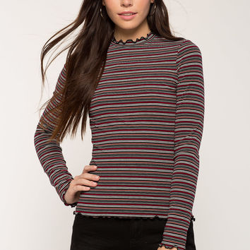 Allison Stripe Tee