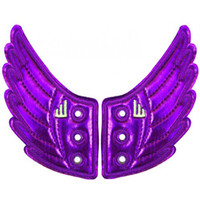 PURPLE FOIL SHWINGS