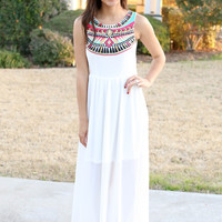 Best of Luxe Maxi - Ivory
