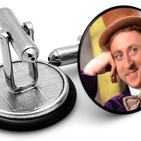Willy Wonka Cufflinks