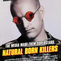 Natural Born Killers 11x17 Movie Poster (1994)