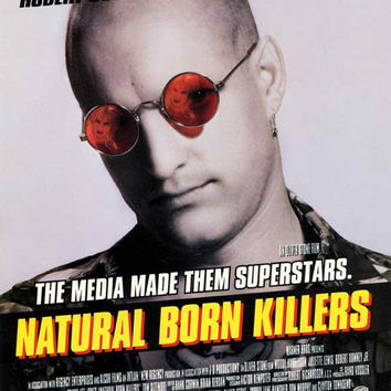 Natural Born Killers 27x40 Movie Poster (1994)