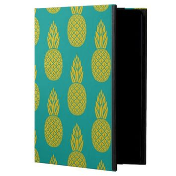 Tropical Hawaiian Pineapple Pattern Powis iPad Air 2 Case