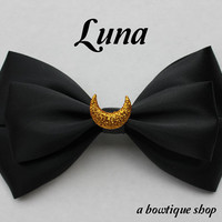 luna hair bow
