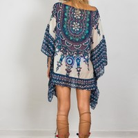 Soah Lyon Kaftan Dress