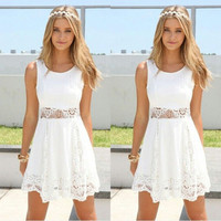 Fashion Summer Sexy Women Mini Dress