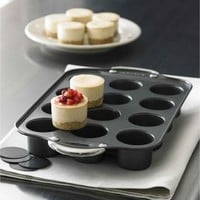 Norpro Mini Cheesecake Pan | CHEFScatalog.com