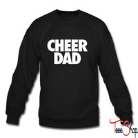 Cheer Dad crewneck sweatshirt