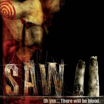 Saw 2 (Swiss) 11x17 Movie Poster (2005)