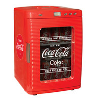 Coca-Cola Glass Front Fridge