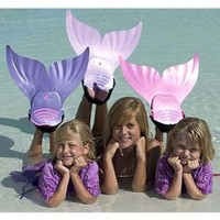 Mermaid Swimming Pool Swim Fin - Pink