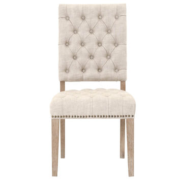 James Dining Chair (Set of 2) Bisque